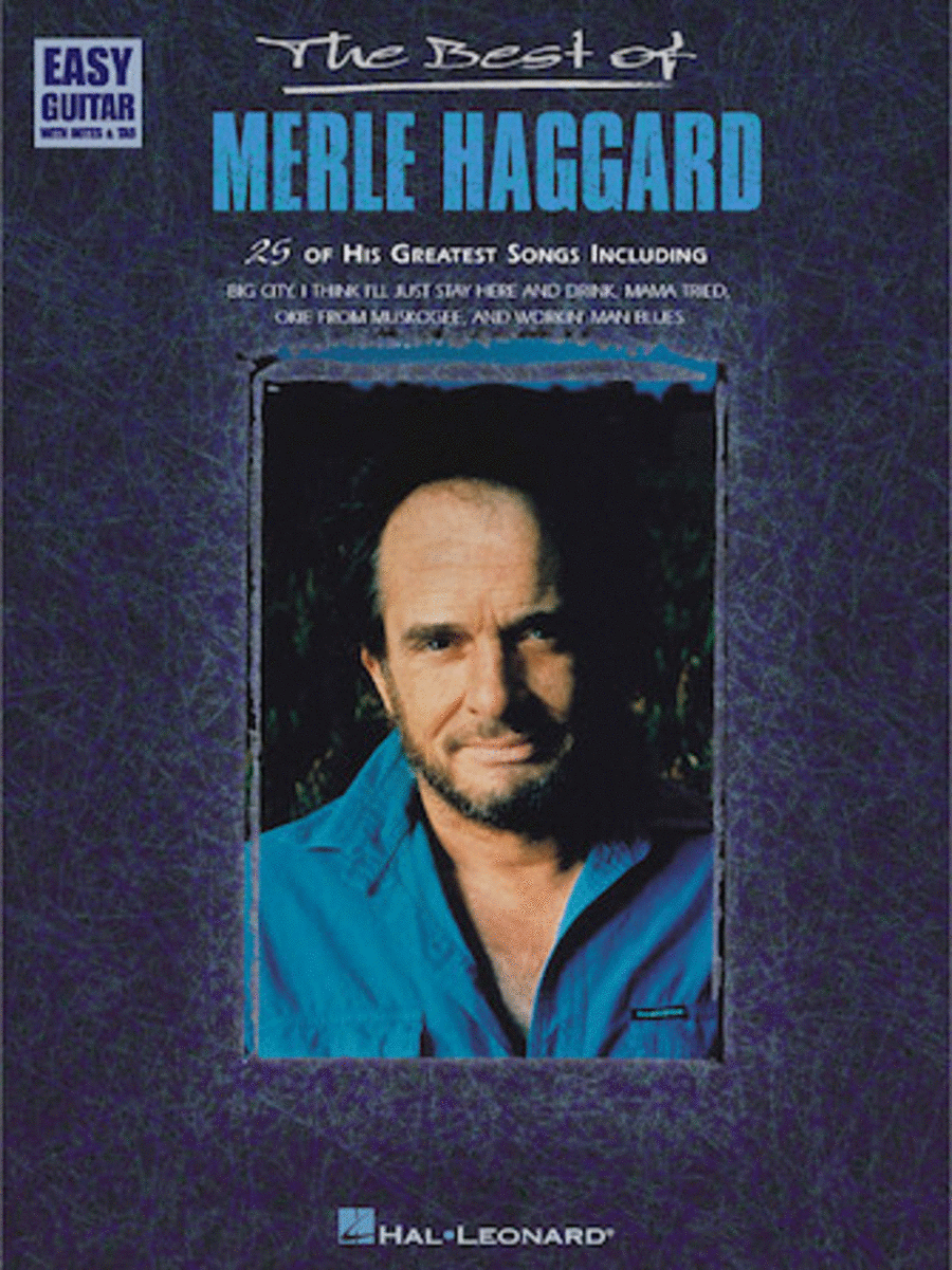 The Best Of Merle Haggard - Easy Guitar