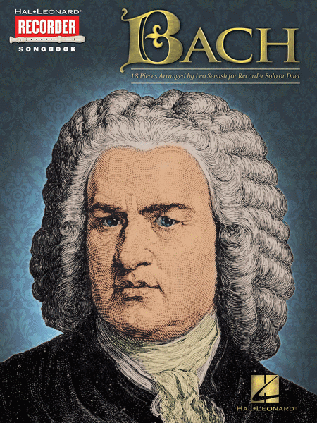 Bach for the Recorder