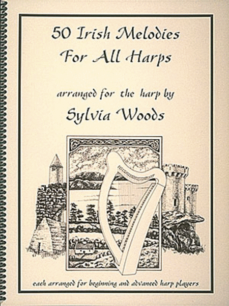 50 Irish Melodies for All Harps