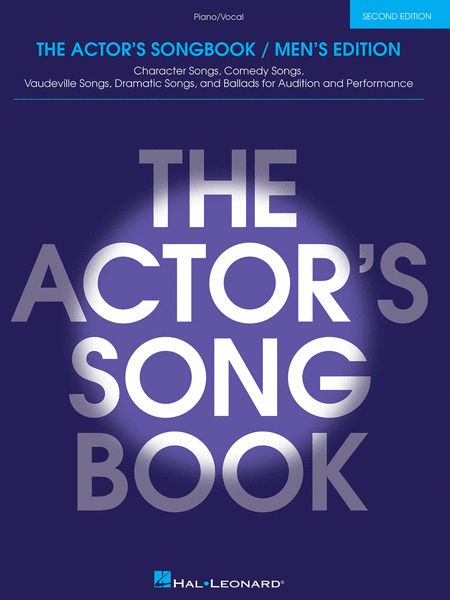 The Actor's Songbook - Second Edition