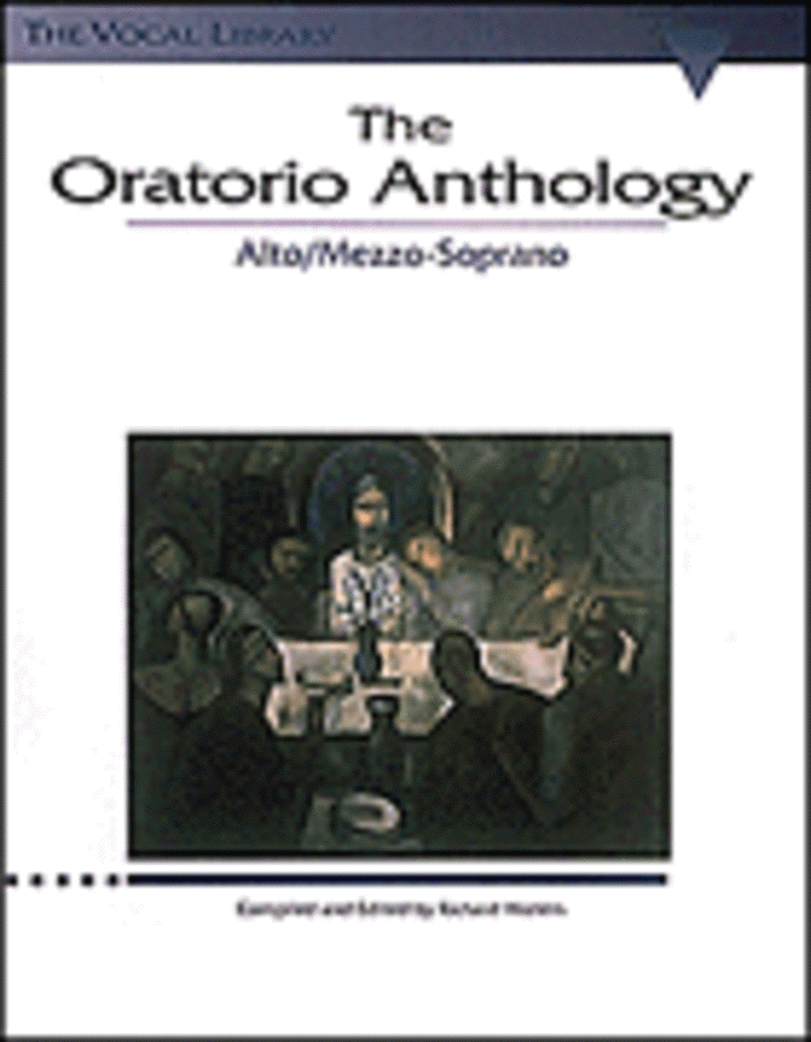 The Oratorio Anthology - Alto/Mezzo-Soprano