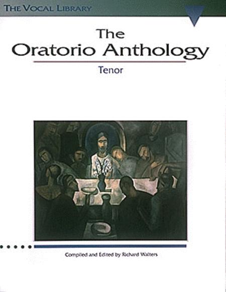 The Oratorio Anthology - Tenor
