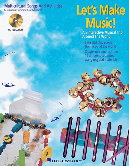 Let's Make Music! - Book & CD