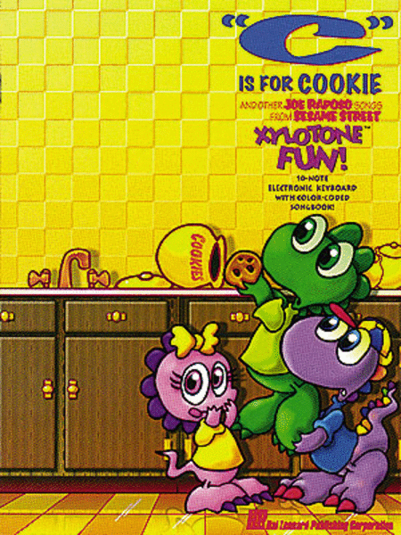 C is for Cookie - Book Only
