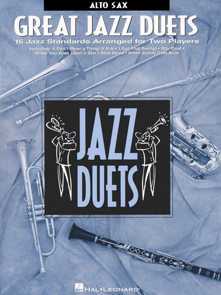 Great Jazz Duets (Alto Sax)