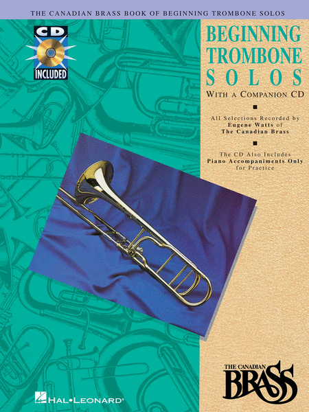 Canadian Brass Book of Beginning Trombone Solos