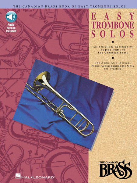 Canadian Brass Book of Easy Trombone Solos