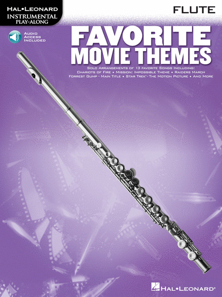 Favorite Movie Themes - Flute
