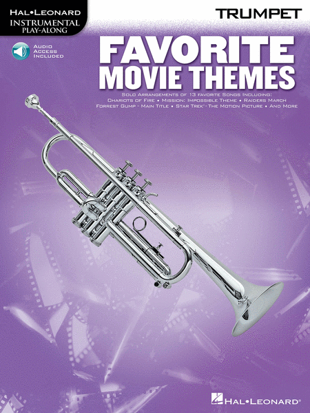 Favorite Movie Themes - Trumpet
