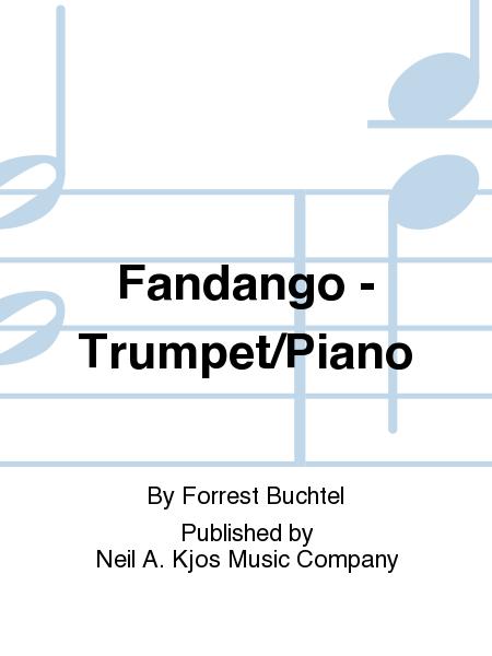 Fandango - Trumpet/Piano