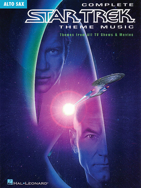 Complete Star Trek Theme Music