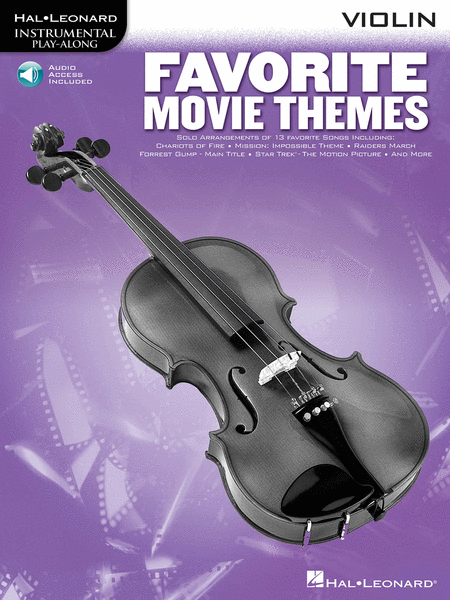 Favorite Movie Themes - Violin