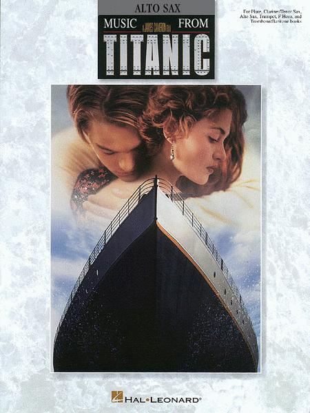Music From Titanic - Alto Saxophone