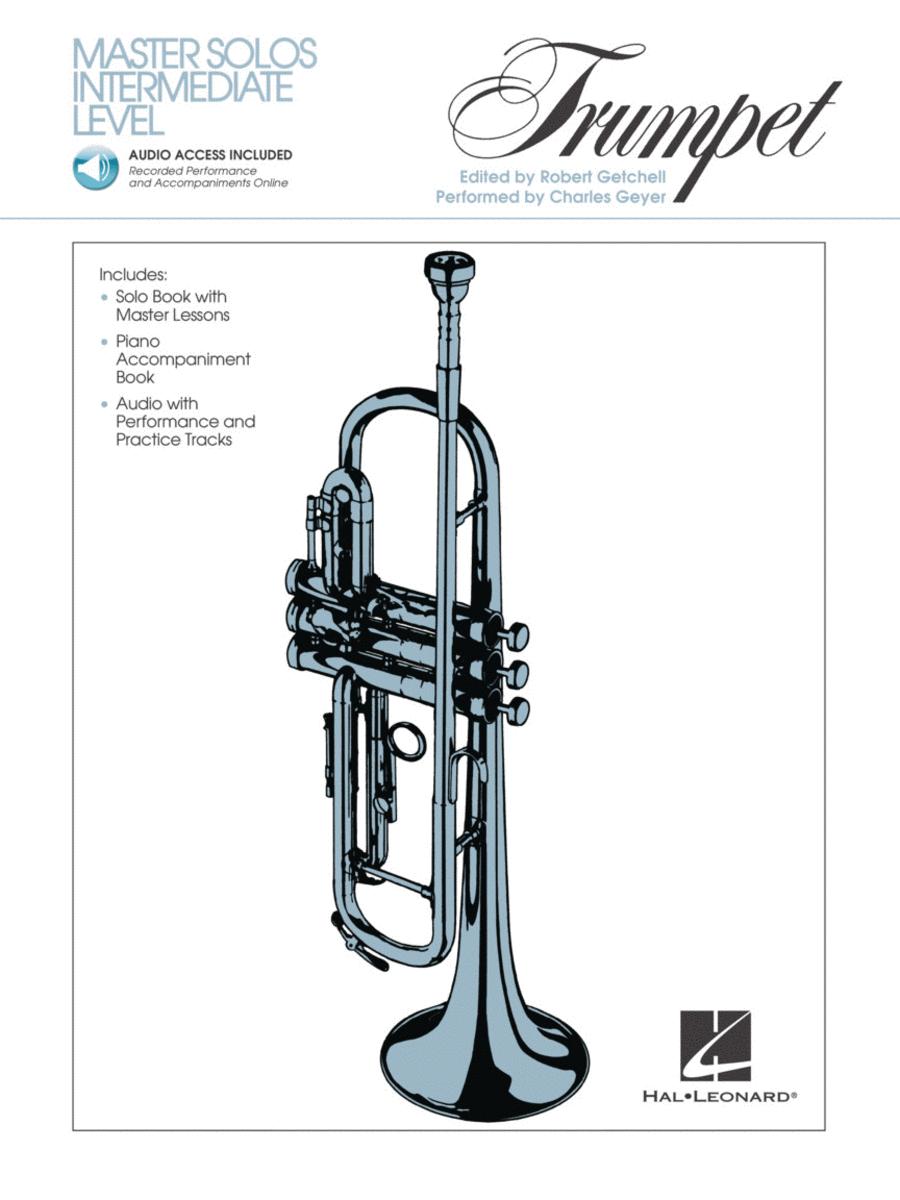 Master Solos Intermediate Level - Trumpet