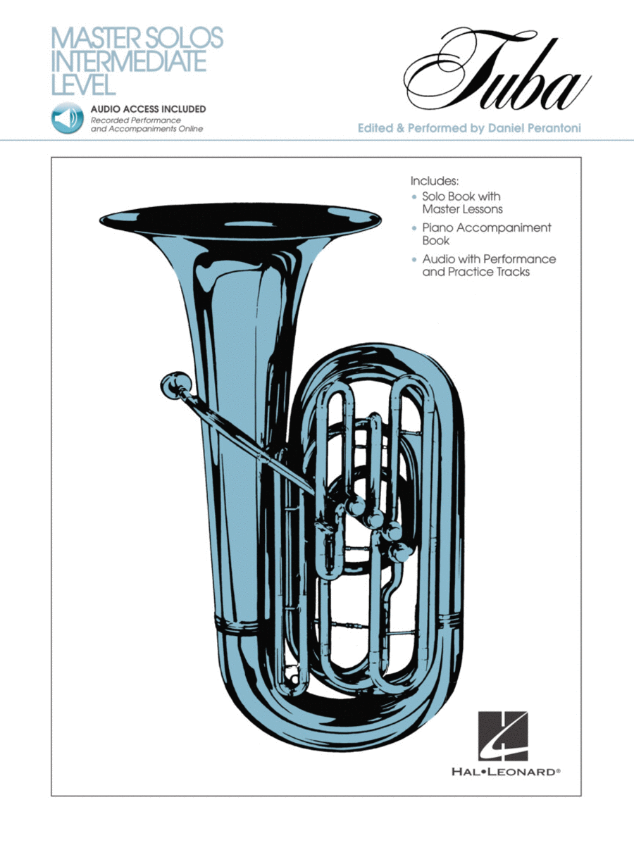 Master Solos Intermediate Level - Tuba