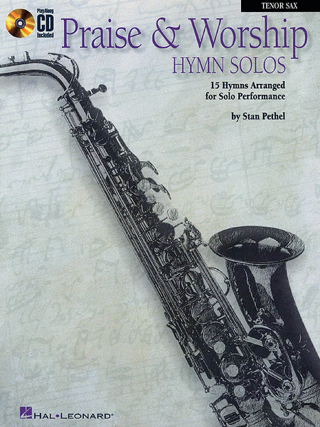 Praise & Worship Hymn Solos - Clarinet/Tenor Saxophone - Book/CD