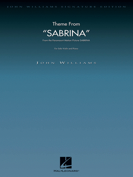Sabrina - Piano / Violin