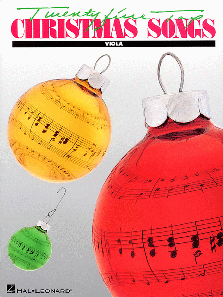 25 Top Christmas Songs - Viola