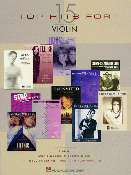 15 Top Hits - Violin