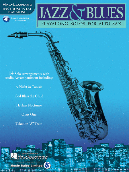Jazz & Blues - Alto Saxophone