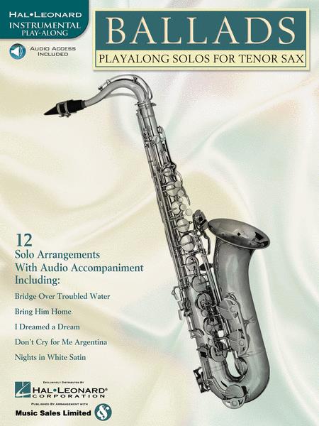 Ballads (Tenor Saxophone)
