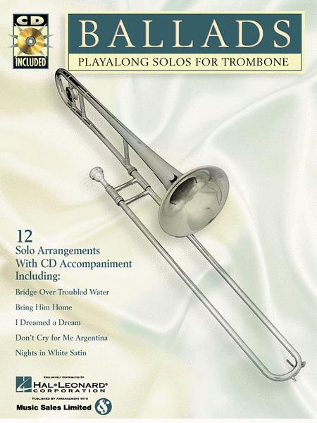 Ballads (Trombone)