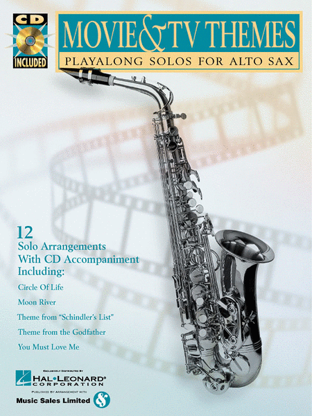 Movie & TV Themes (Alto Saxophone)