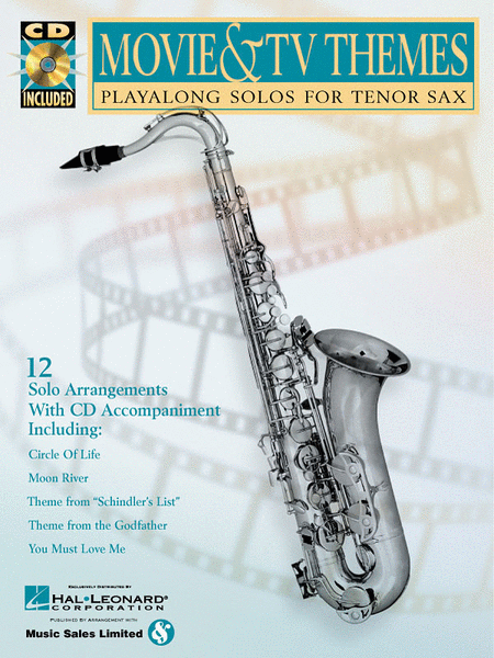 Movie & TV Themes (Tenor Saxophone)