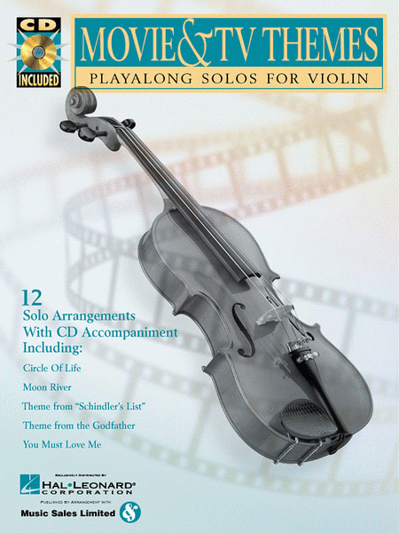 Movie & TV Themes (Violin)