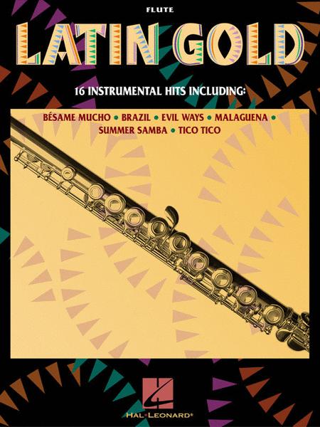 Latin Gold - Flute
