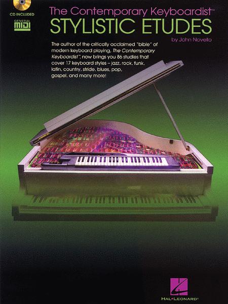 The Contemporary Keyboardist - Stylistic Etudes