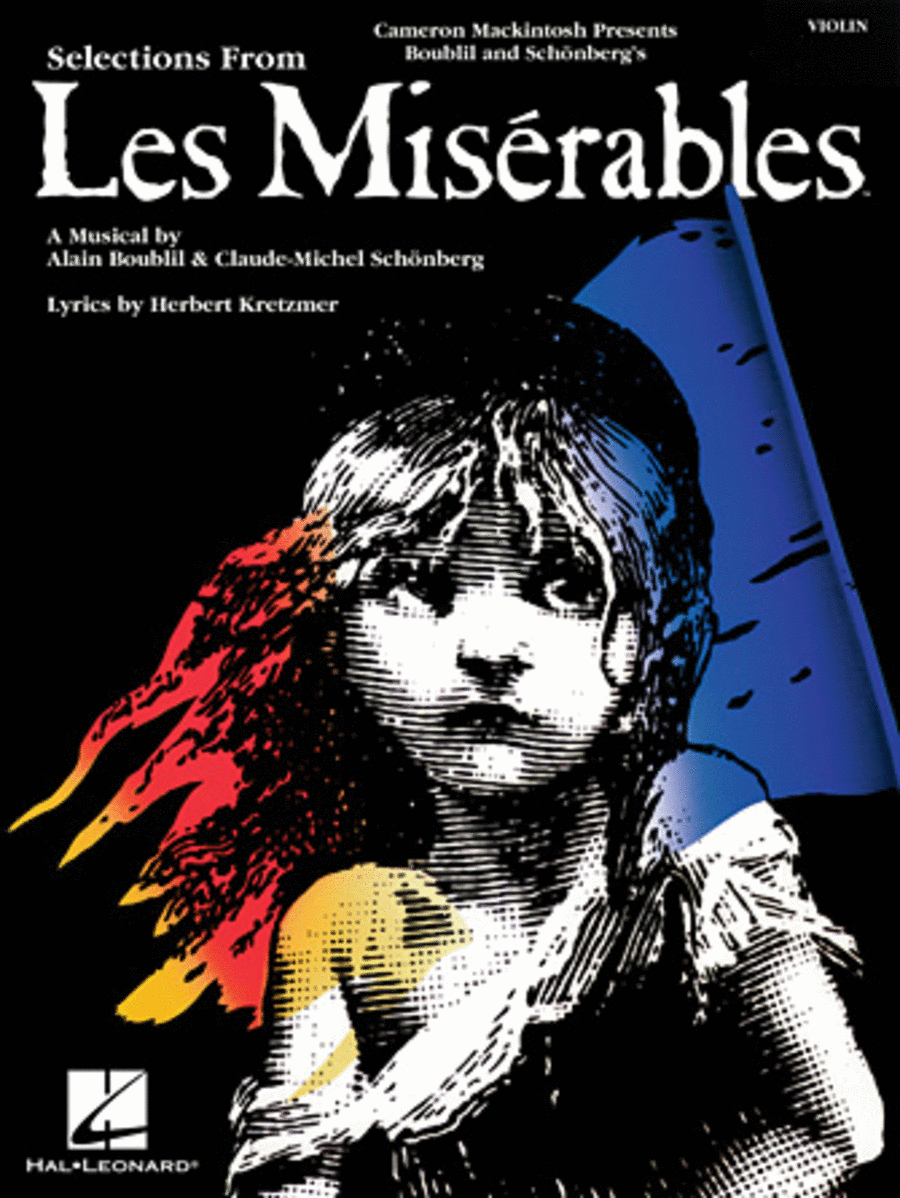 Selections From Les Miserables - Violin