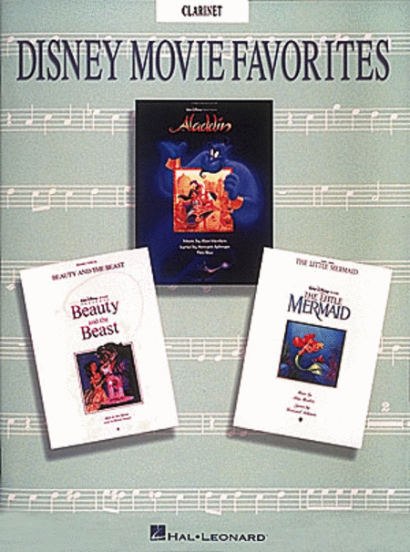 Disney Movie Favorites - Clarinet