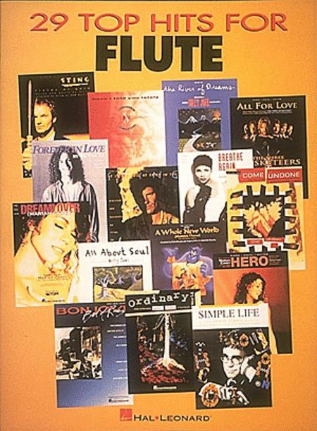 29 Top Hits - Flute
