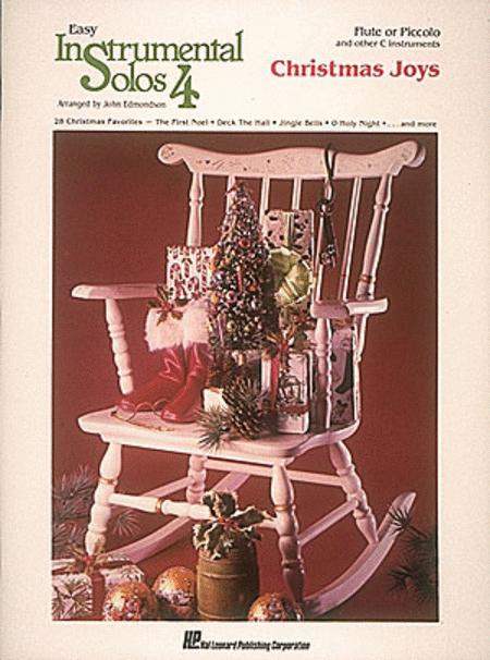 Christmas Joys - Flute