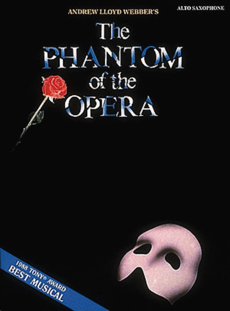The Phantom Of The Opera (Alto Saxophone)