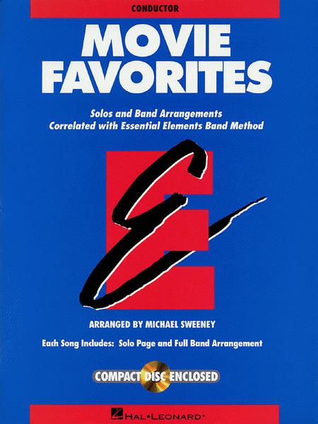 Movie Favorites - Conductor Score/CD