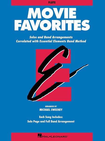 Movie Favorites - Flute