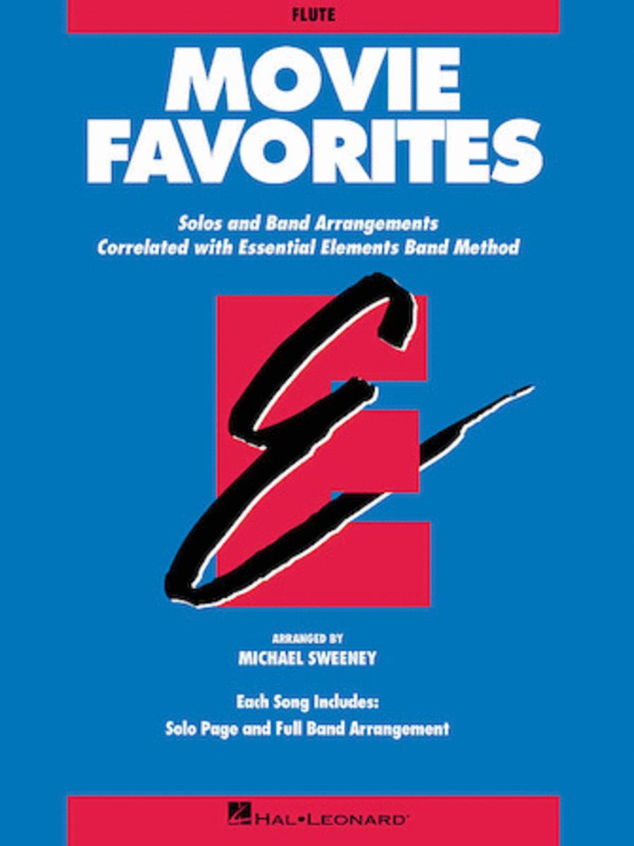 Movie Favorites - Bb Bass Clarinet