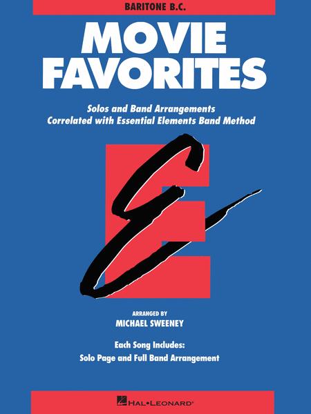 Movie Favorites - Baritone B.C.