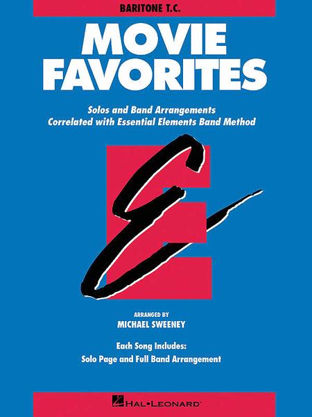 Movie Favorites - Baritone T.C.