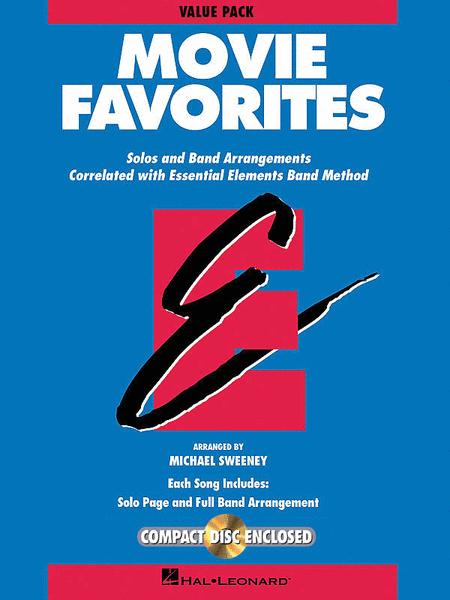 Essential Elements Movie Favorites (Value Pak)
