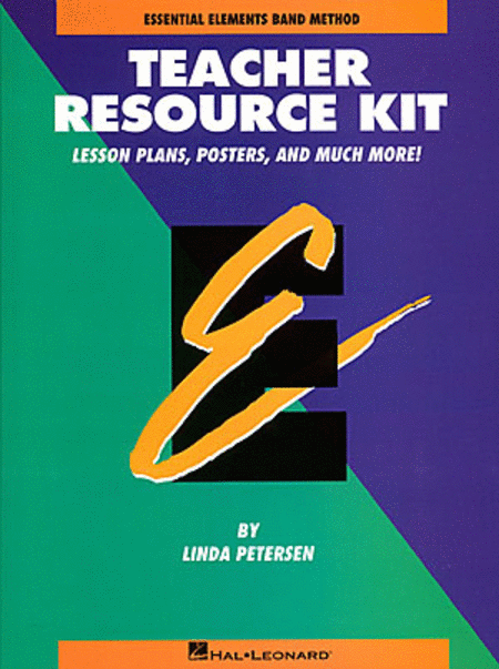 Essential Elements Teacher Resource Kit