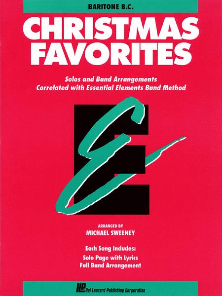 Christmas Favorites - Baritone B.C.