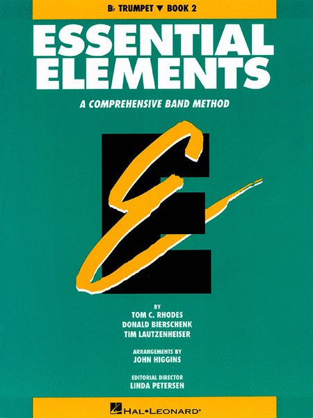 Essential Elements - Book 2 (Bb Trumpet) - Book only