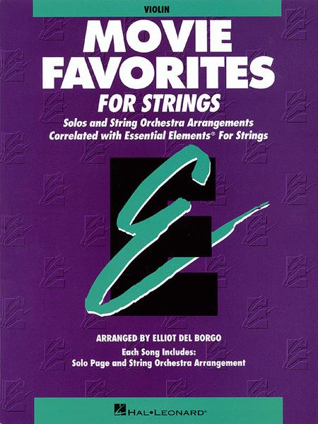Movie Favorites - Violin