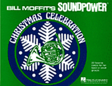 Soundpower Christmas Celebration - Bill Moffit - 3rd Bb Cornet