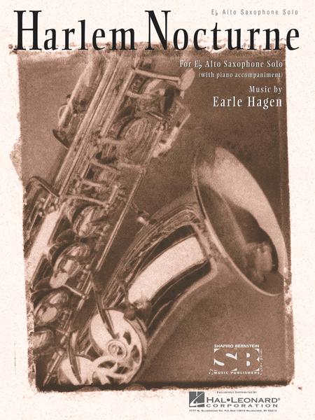 Harlem Nocturne (Alto Saxophone)