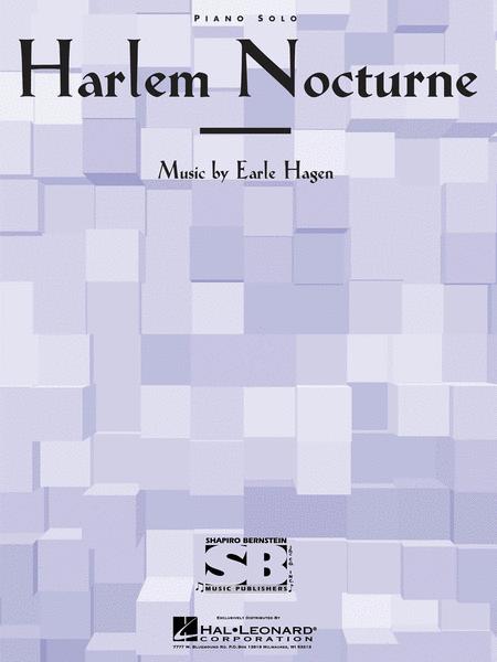 Harlem Nocturne - Piano Solo