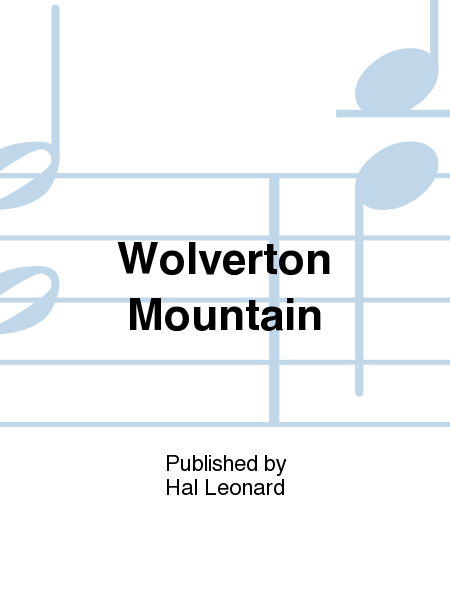 Wolverton Mountain